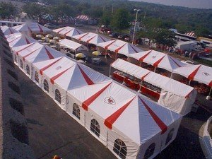 rental tents for sale
