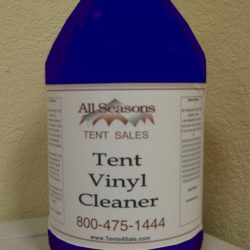 tent cleaner