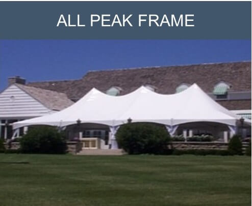 A medium duty Frame tent with a Peaked Top. Sizes from 10u0027 x 10u0027 up to 40u0027 x 80u0027. Able to withstand higher winds u0026 rain than a frame tent. & Party Tents for Sale - Easy Assembly - Buy Tents Online. Made in ...