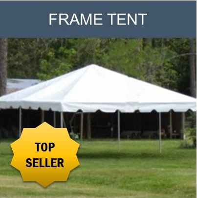 frame tent & Party Tents for Sale - Easy Assembly - Buy Tents Online. Made in ...