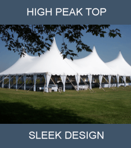 high peak pole tent