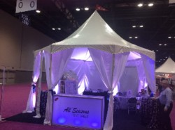 Sail Cloth tent