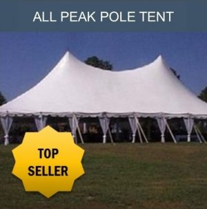 All Peak Pole Tent